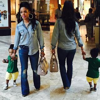 Rasheeda And Kirk Baby Karter