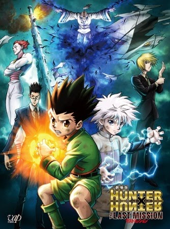 Download Hunter X Hunter The Last Mission Subtitle Indonesia