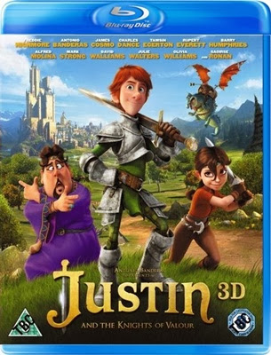 Justin and the Knights of Valour 2013 720P BRRiP 750MB