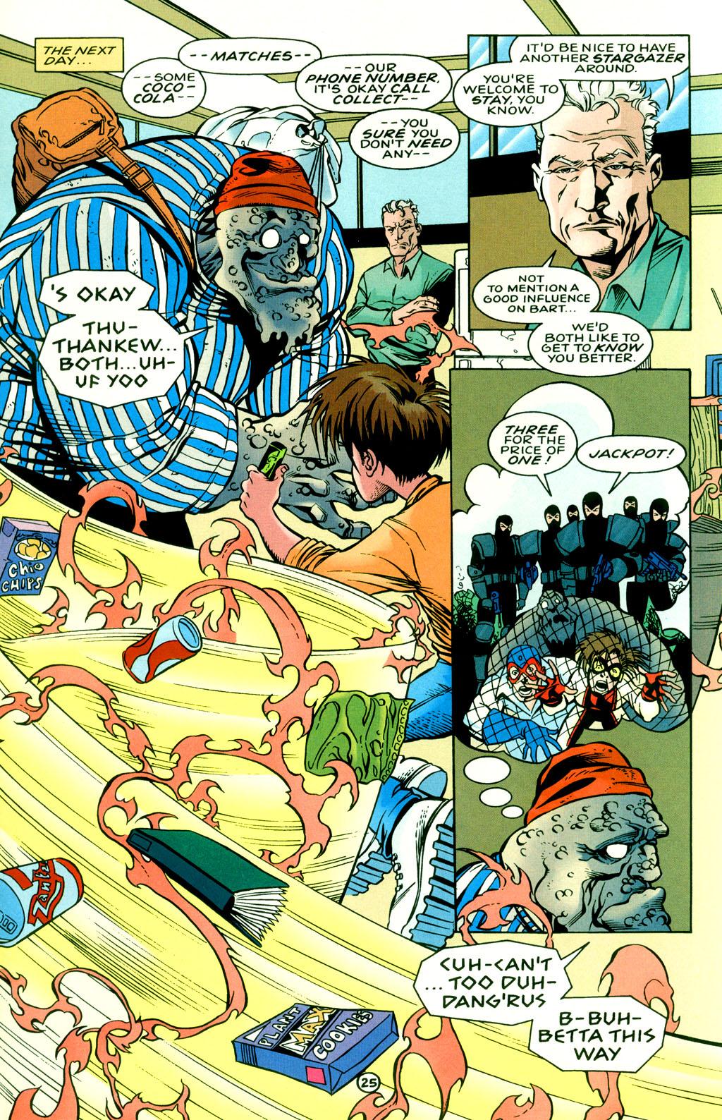 Read online Impulse Plus comic -  Issue # Full - 24
