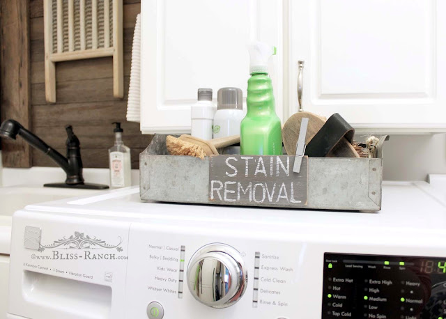 Pfister Faucet Update Laundry Room Bliss-Ranch.com