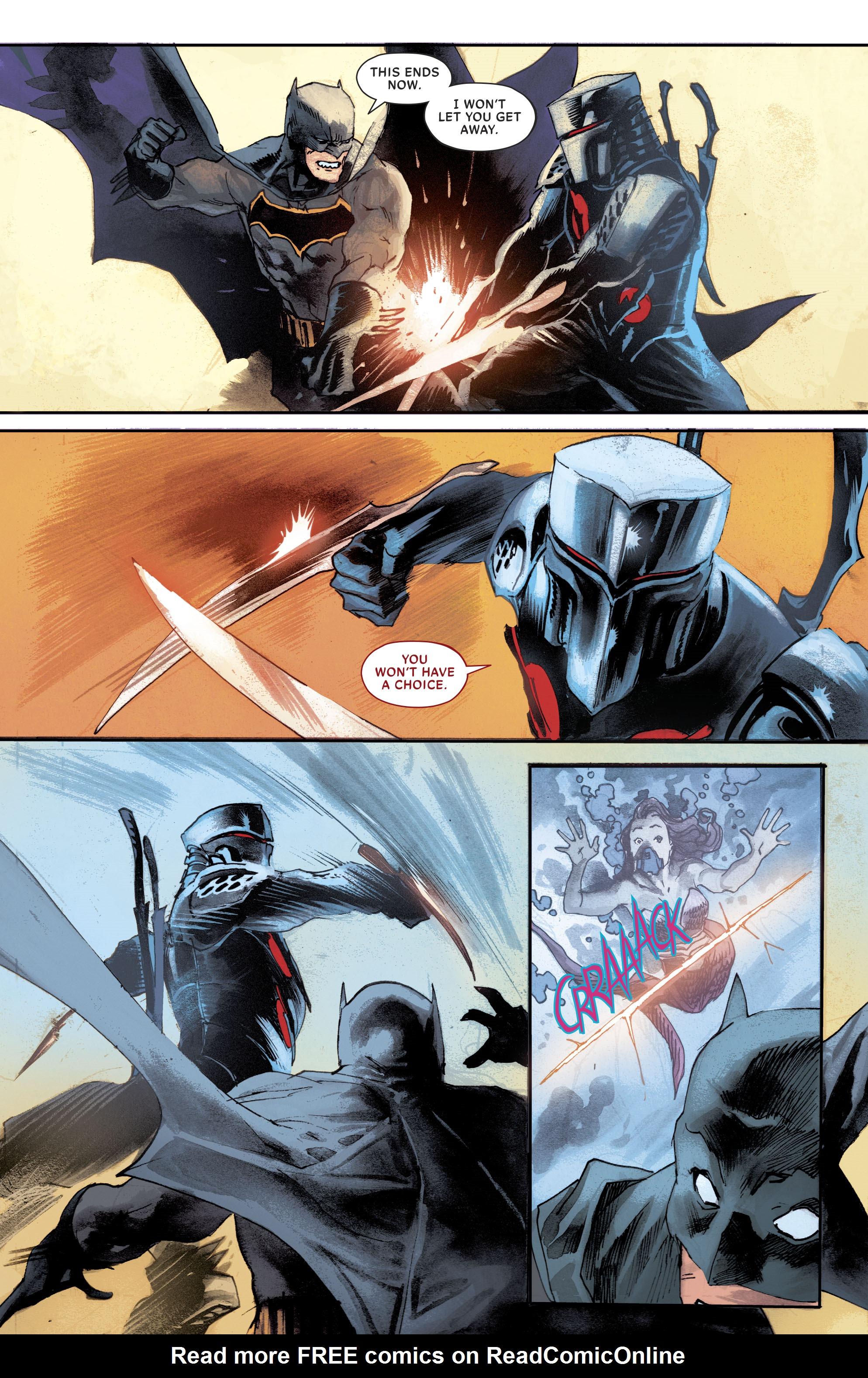 Read online All-Star Batman comic -  Issue #11 - 22