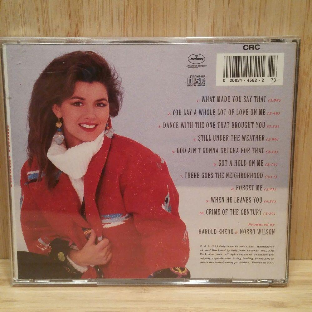 Shania Twain Discography Shania Twain Album Amp Singles