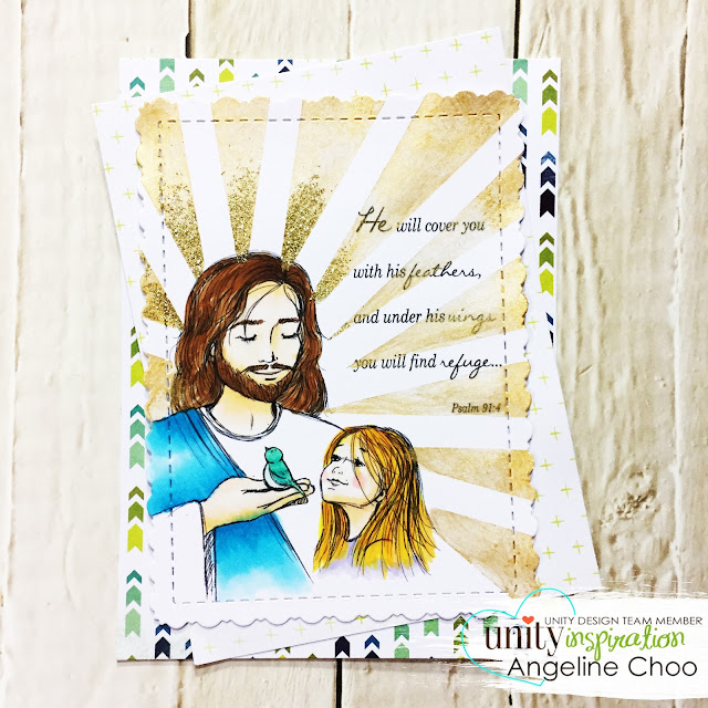 ScrappyScrappy: [NEW VIDEO] DT Blog Hop with Unity Stamp #scrappyscrappy #unitystampco #phyllisharris #card #cardmaking #stamp #stamping #katscrappiness #tonicstudios #nuvomousse #nuvoglimmerpaste #jesus #bibleverse #bible #copic #papercraft #youtube #quicktipvideo #processvideo