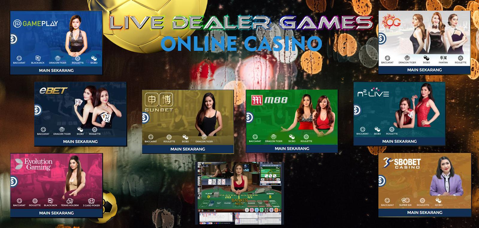 Live Casino Terpercaya