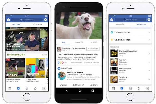 Facebook Watch | Everything You Need to Know: eAskme
