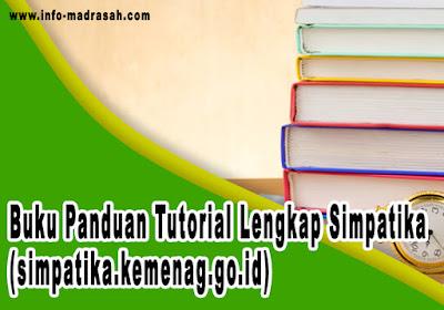 Buku Panduan Tutorial Lengkap Simpatika (simpatika.kemenag.go.id)