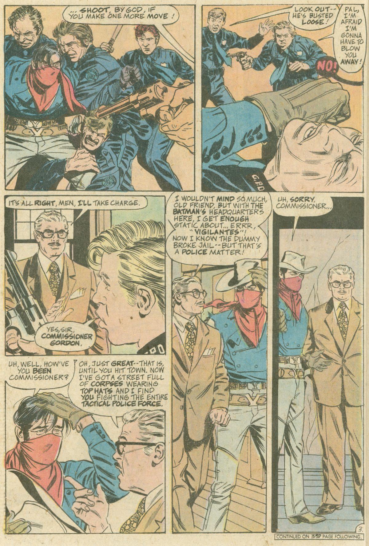 Read online World's Finest Comics comic -  Issue #247 - 52