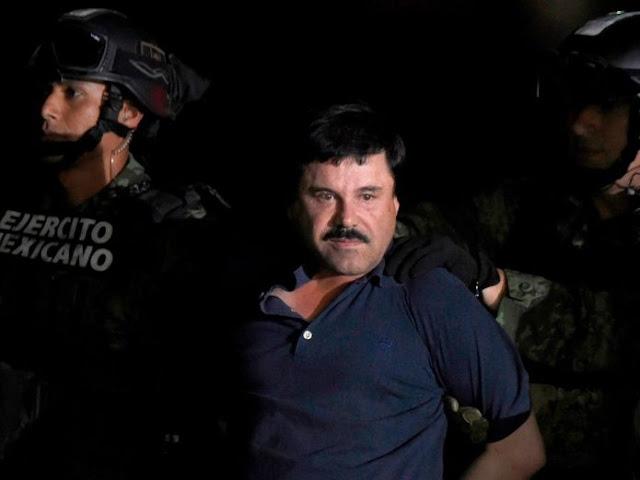 """""""Traigo al patrón, échenme la mano""""... """"¡Ah canijo, es El Chapo!"""""""