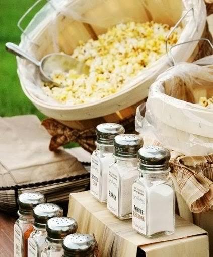 Fun Ideas Wedding Reception: Love My Weddings: Fun Food Ideas For Wedding Reception