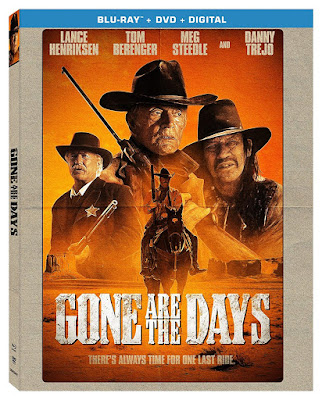 Gone Are the Days Blu-ray