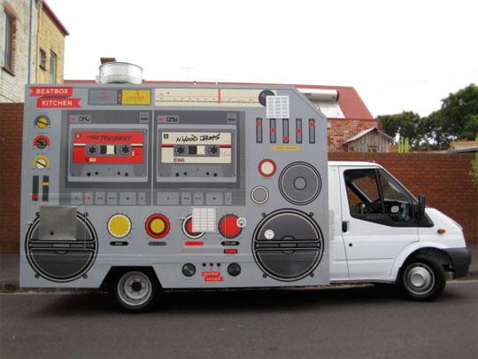 Beatbox Kitchen Food Truck