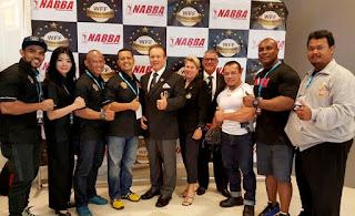Atlet Pemenang Nabba Muscle War 2016 Siap Beradu di Australia Perbafi