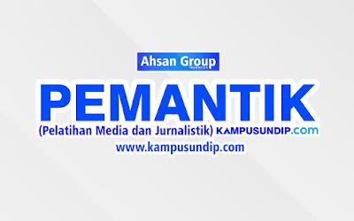 PEMANTIK KUC : Kode Etik Jurnalistik