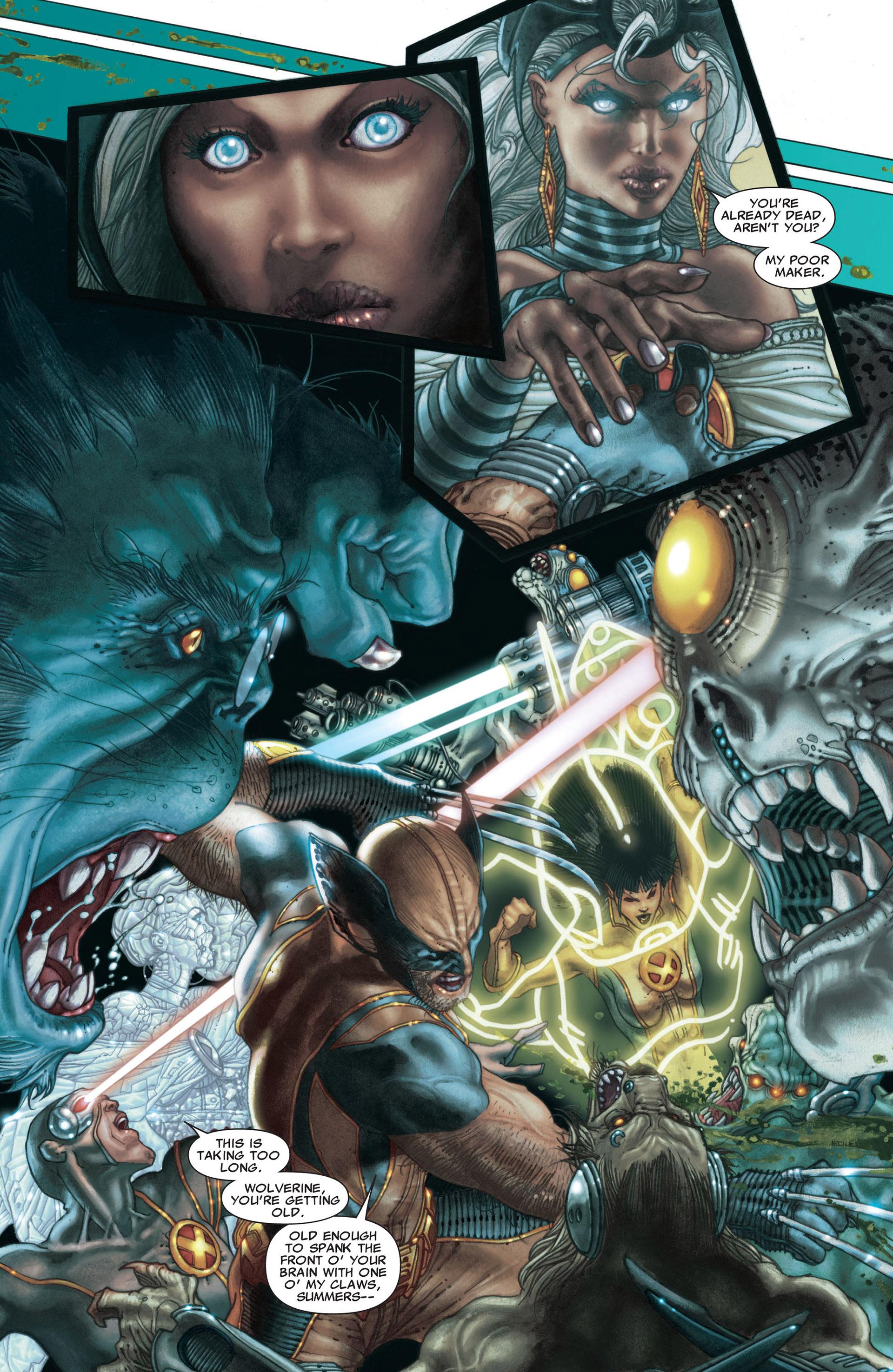 Read online Astonishing X-Men (2004) comic -  Issue #30 - 15