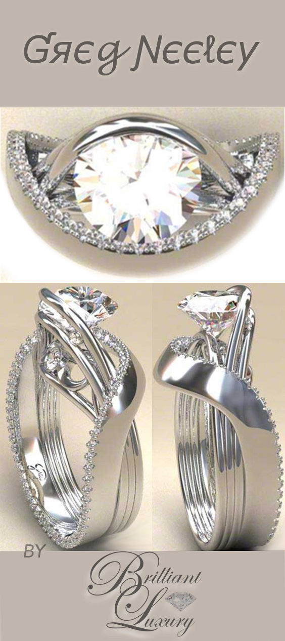 Brilliant Luxury ♦ Greg Neeley white austin 1 ring