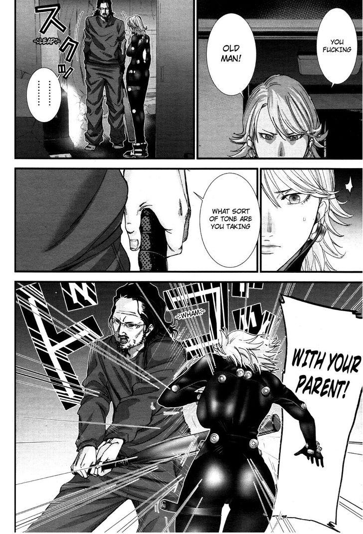 Gantz:G - Chapter 9