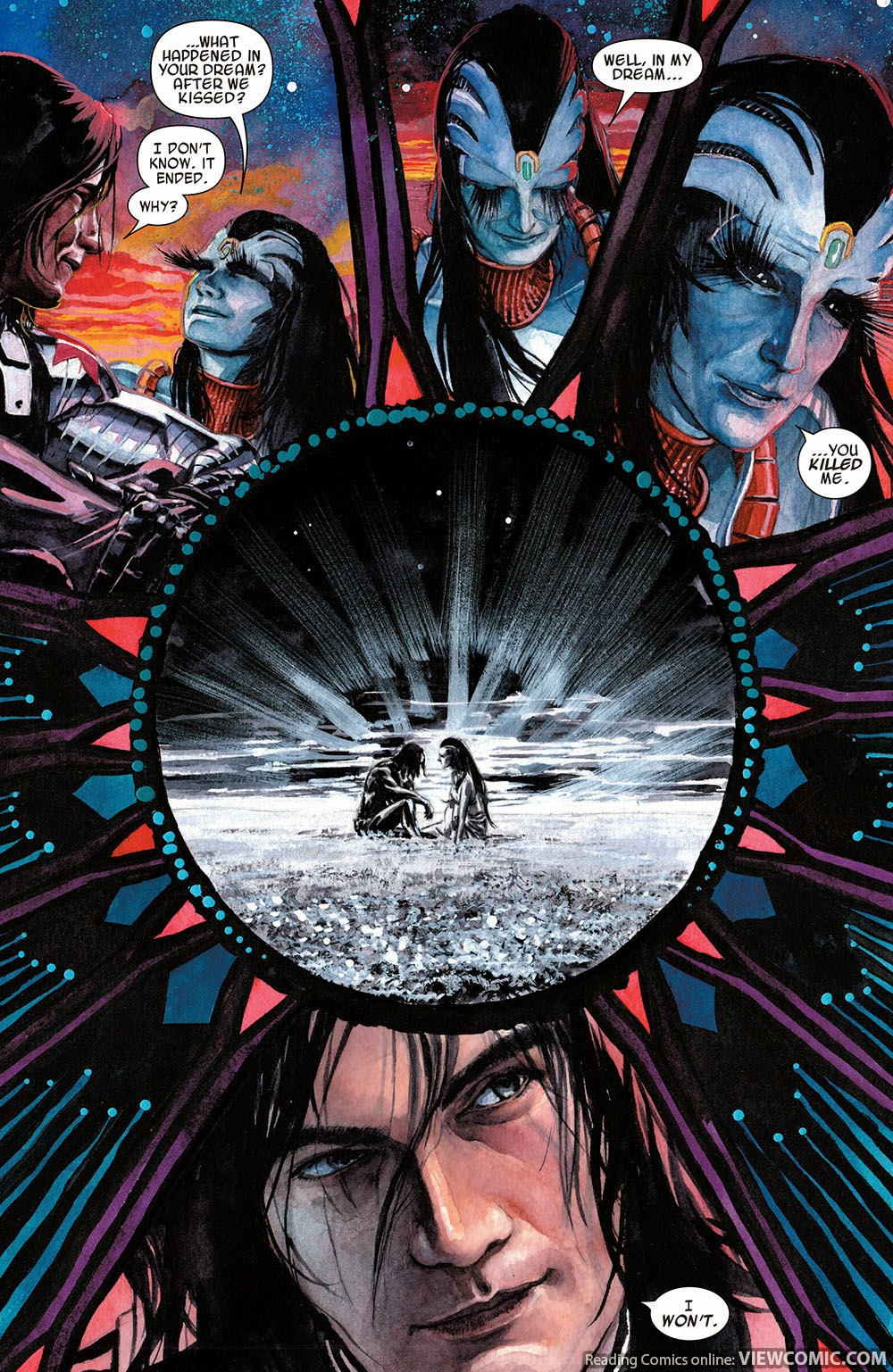 Bucky Barnes The Winter Soldier 003 (2014) | Viewcomic
