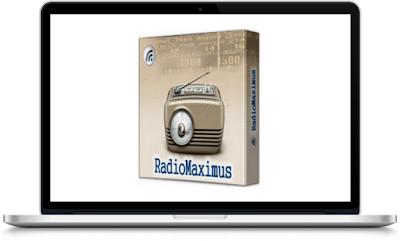 RadioMaximus 2.22.0 Full Version