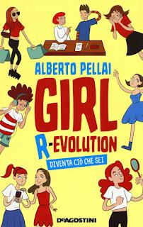 """""""Girl R-Evolution"""": un libro per imparare ad amarsi e a mettersi sempre al primo posto"""