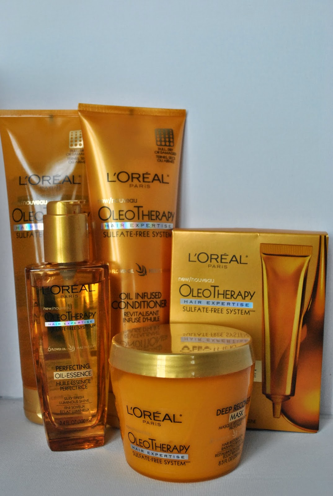 loreal paris oleo therapy, oleotherapy shampoo conditioner oils treatment mask
