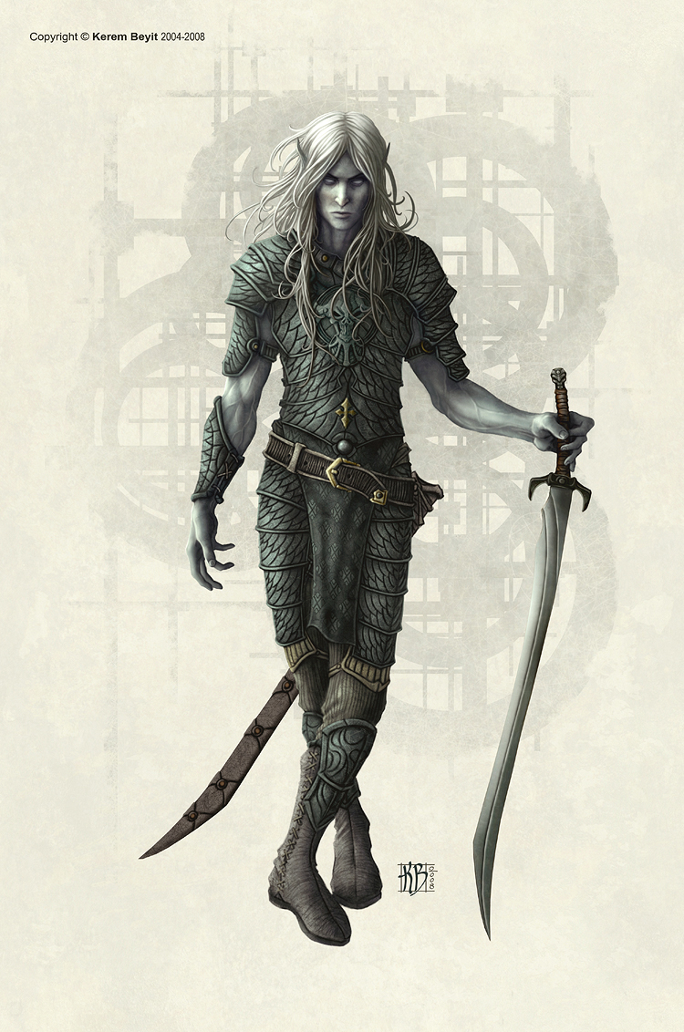 Research and Insperations: Vampire armor - nicking ideas