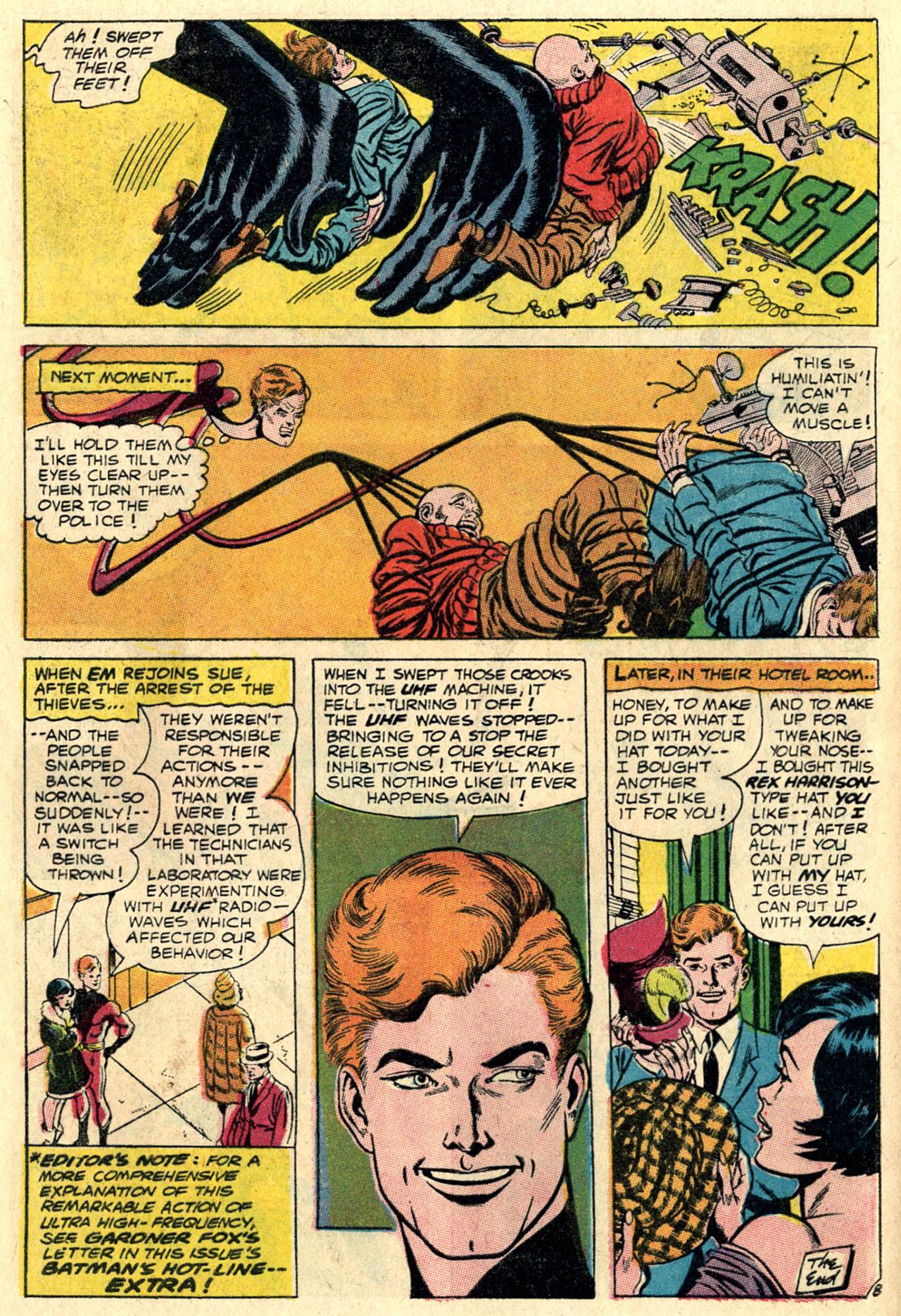 Detective Comics (1937) 363 Page 31