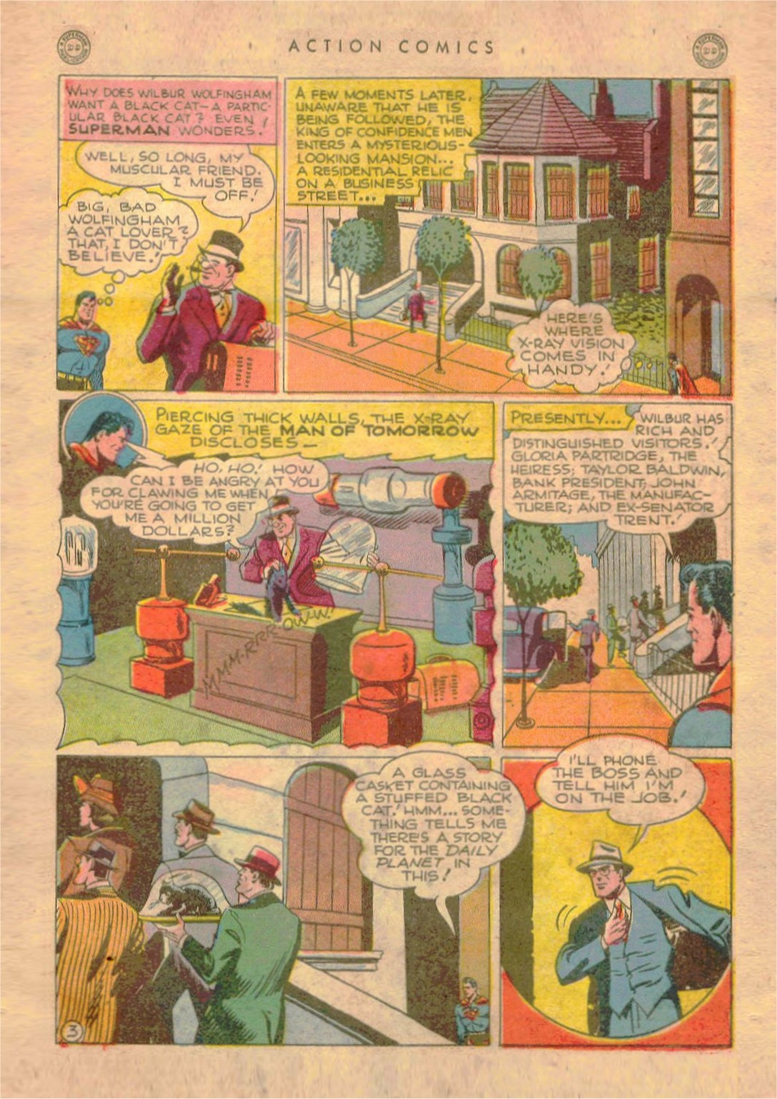 Read online Action Comics (1938) comic -  Issue #107 - 4