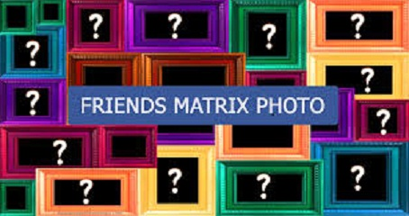 aplikasi friend matrix,cara membuat friend matrix,facebook friends matrix application