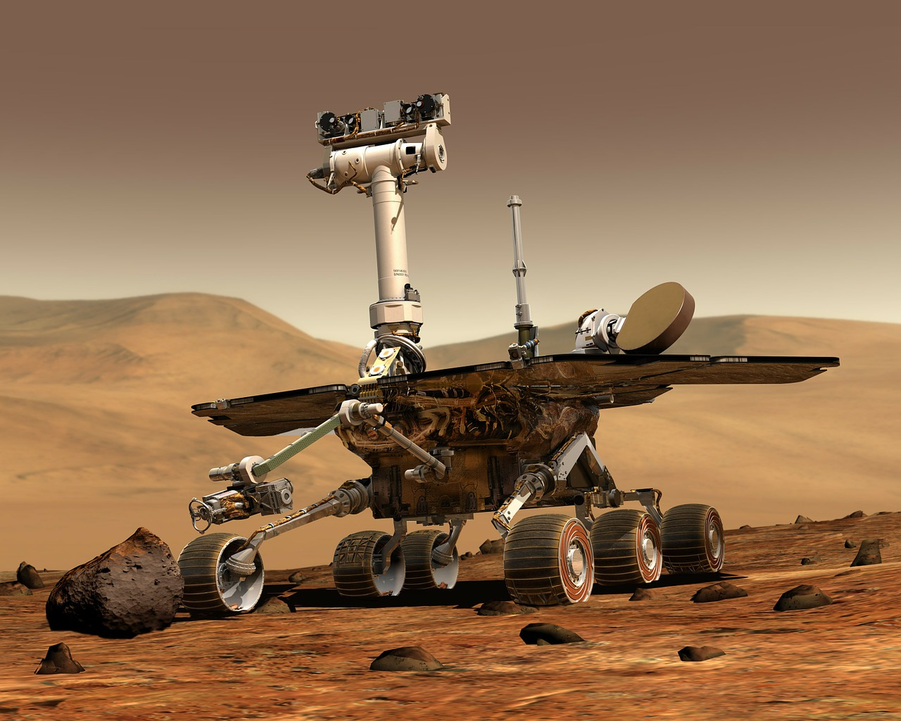 No longer responding, NASA puts an end to the task of the opportunity on Mars