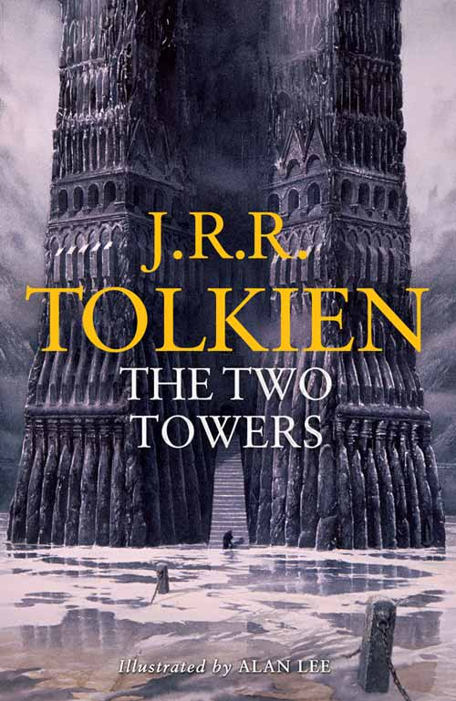 two towers tolkien