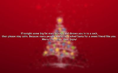 Funny Merry Christmas ( X-MAS ) Messages