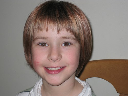 Boy Hairstyles With Bangs: Kids Haircuts Boys Styles For Girls 2014 PIctures With