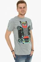 Tricou PUMA pentru barbati MINI GRAPHIC TEE (PUMA)