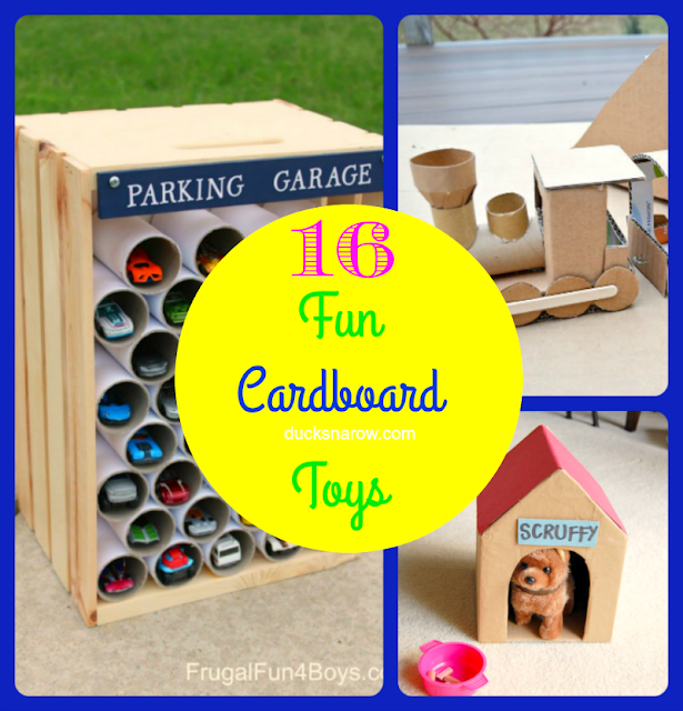 homemade toys, recycled toys, repurposing, family fun, kids