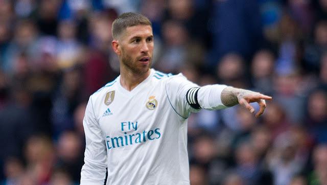Deux cadors européens prêts à arracher Sergio Ramos au Real Madrid