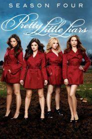 Assistir Pretty Little Liars 4ª Temporada - Dublado Online