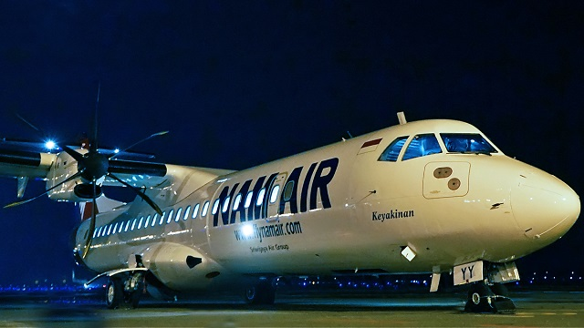 Pesawat Baru