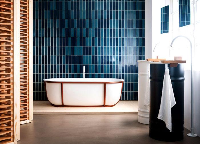 Керамическая плитка для ванной 2021