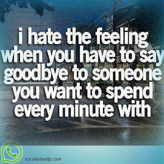 Good bye whatsapp dp