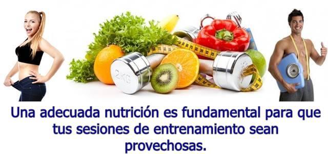 Tips nutricionales para aprovechar las bondades del ejercicio