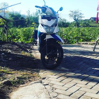 Honda BeAt Riders Club Bandung