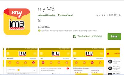 aplikasi dari indosat orodeo untuk cek nomor dan berbagai fitur menarik lainnya