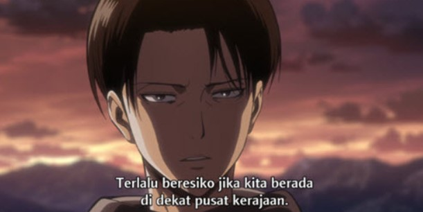 Shingeki no Kyojin Season 3 Episode 01 Subtitle Indonesia