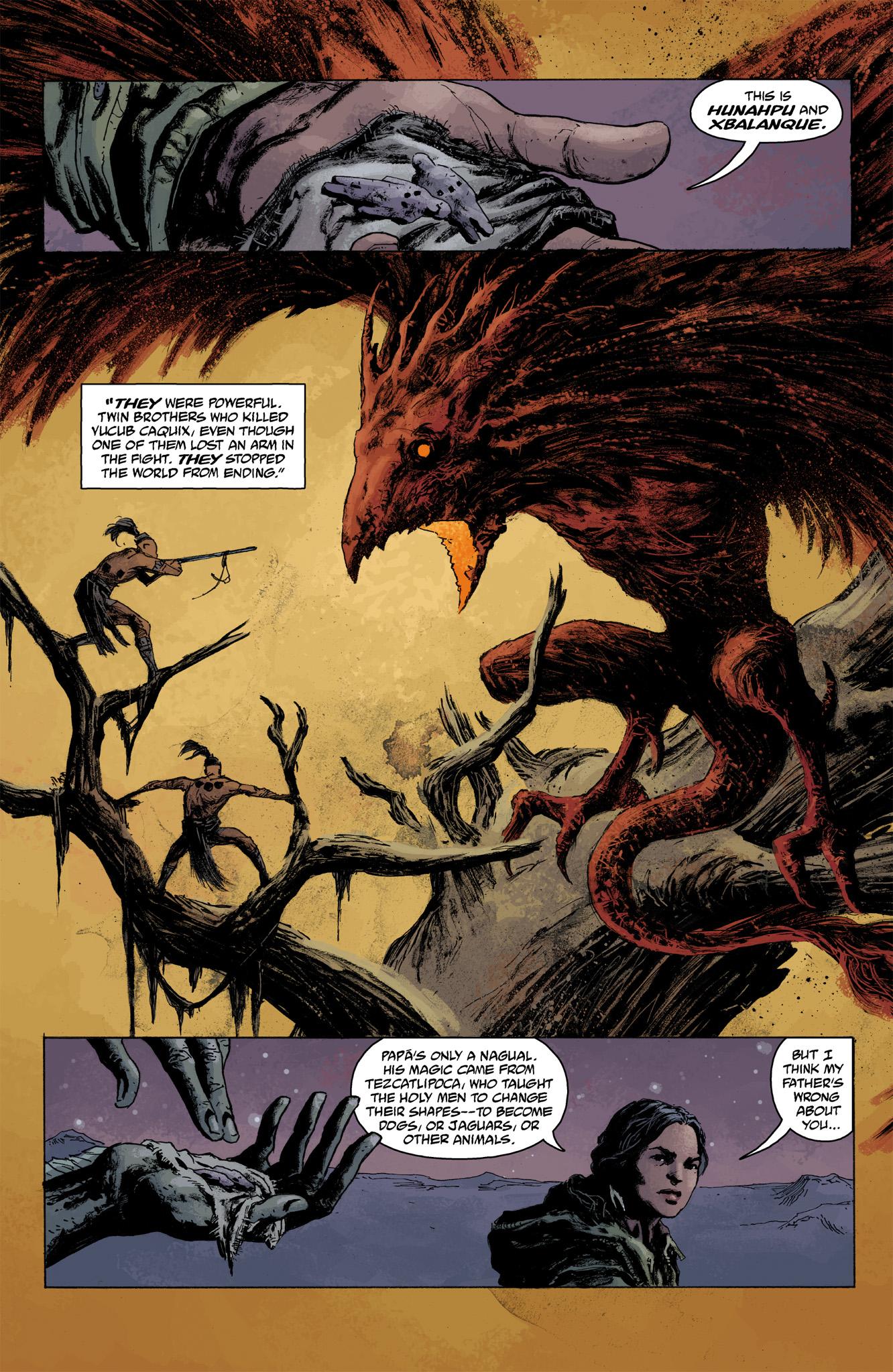 Read online Abe Sapien comic -  Issue #6 - 12