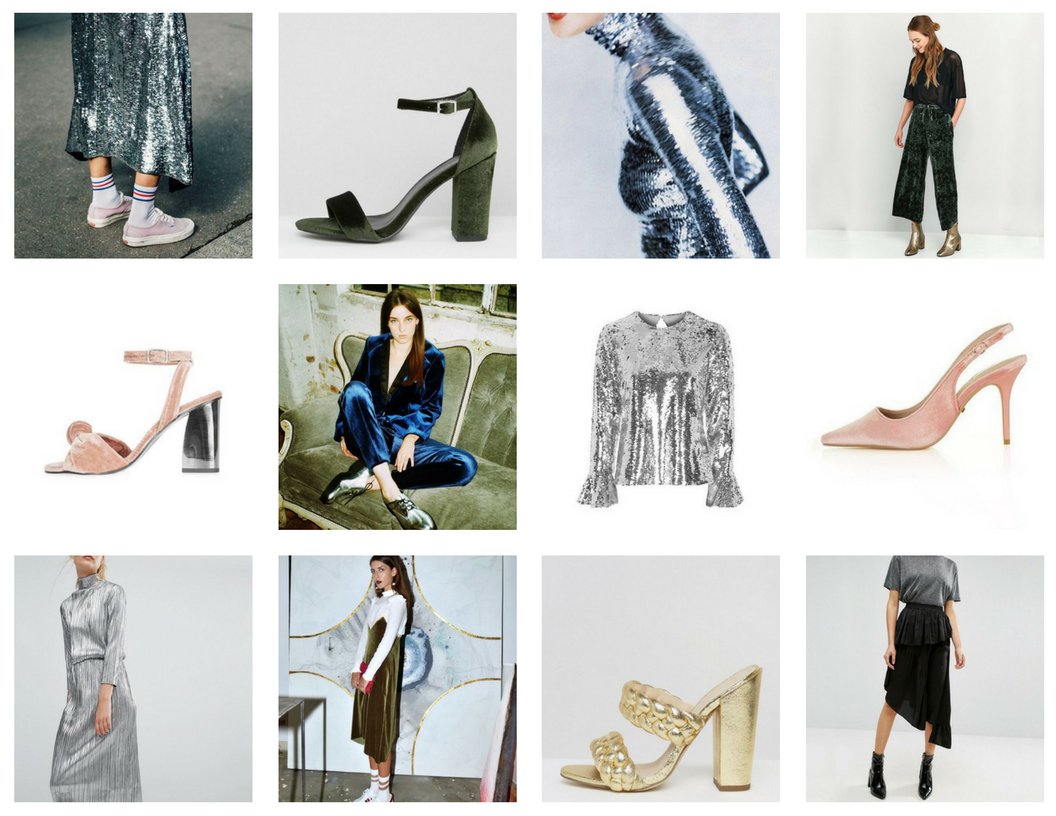 party edit, party outfit, party wear inspiration, sequins, opulence, opulent