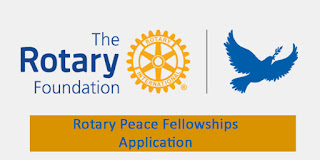 Rotary Peace Fellowship Program for Young Professionals 2020/2021