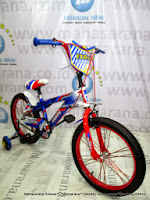 16 Inch Exotic 9990 Super Bicycle Kids Bike
