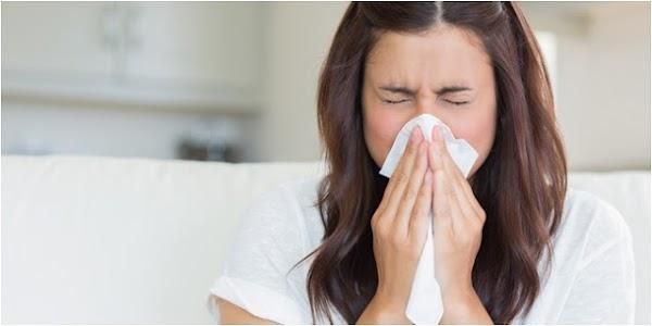 Cara Ampuh Menyembuhkan Flu dan Pilek dengan Cepat