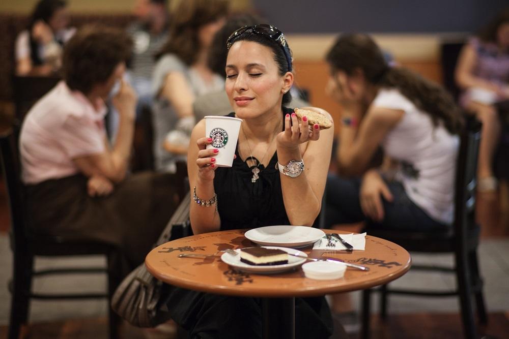 kawiarnia ulubiona kawa aromatyczne latte